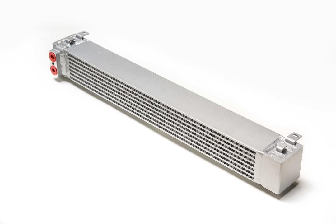 Motor Oil Coolers : Csf race spec oil cooler e m hack engineeringhack