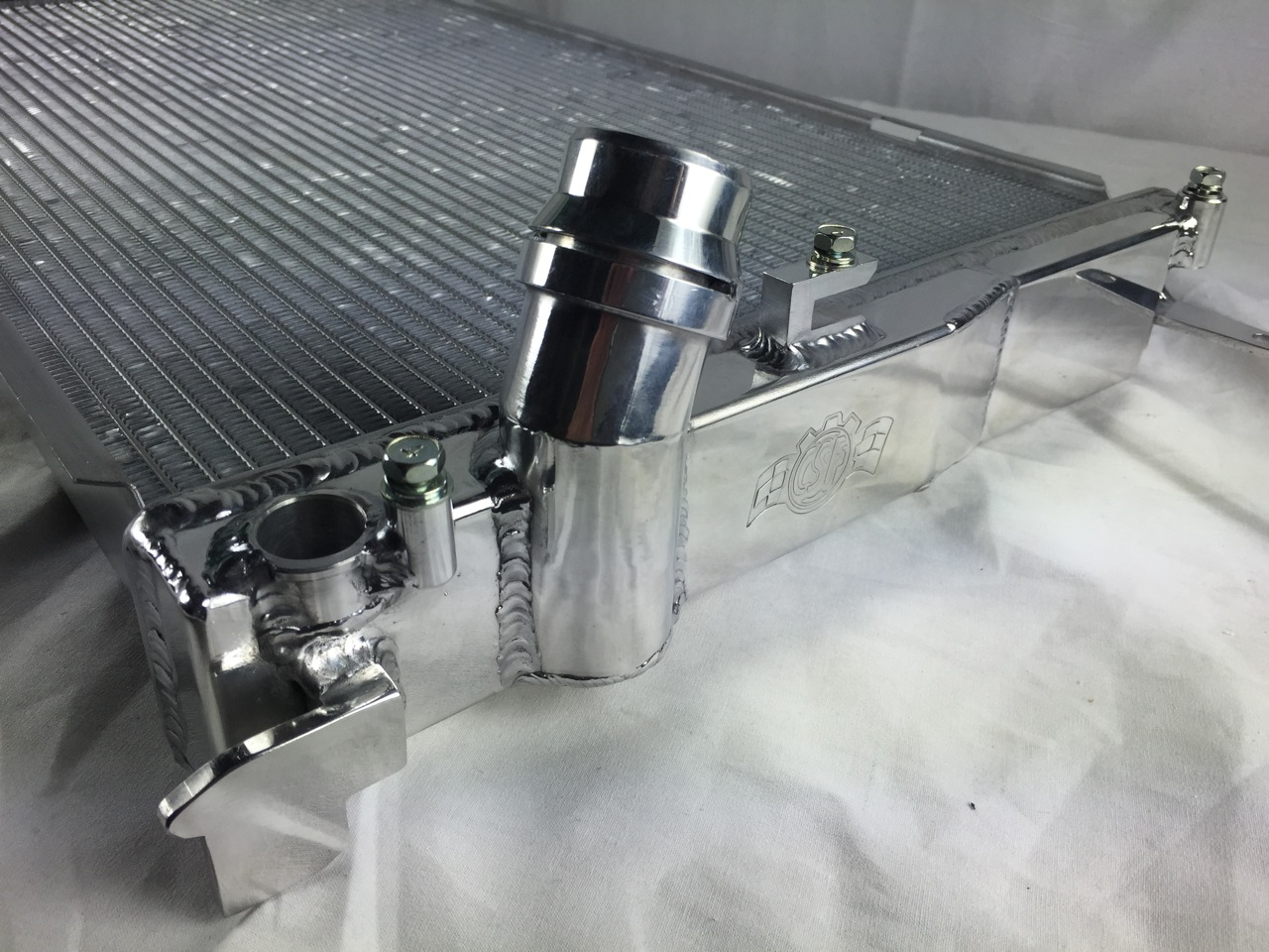 Csf Aluminium Radiator 1m E8x 135i E9x 335i E89 Z4 35i