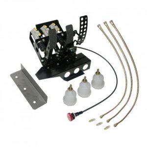 obp Track Pro Pedalbox (E36 inc M3, RHD) - kit 7