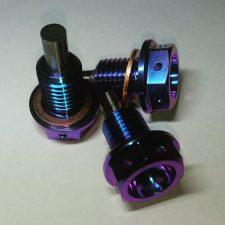 K.E.D Magnetic Titanium Sump Plug (S54, S65, S85)