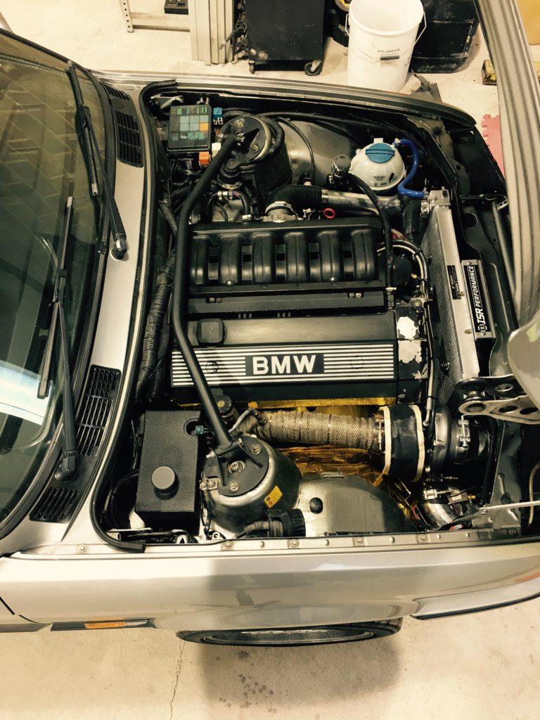 Phil S E30 M50 Turbo Hack Engineeringhack Engineering