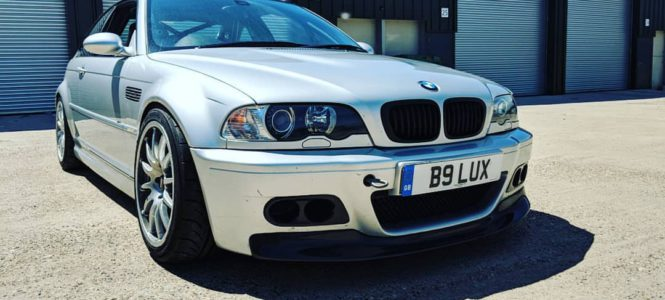 Workshop Journal: Billy's E46 M3 Fuel System Install