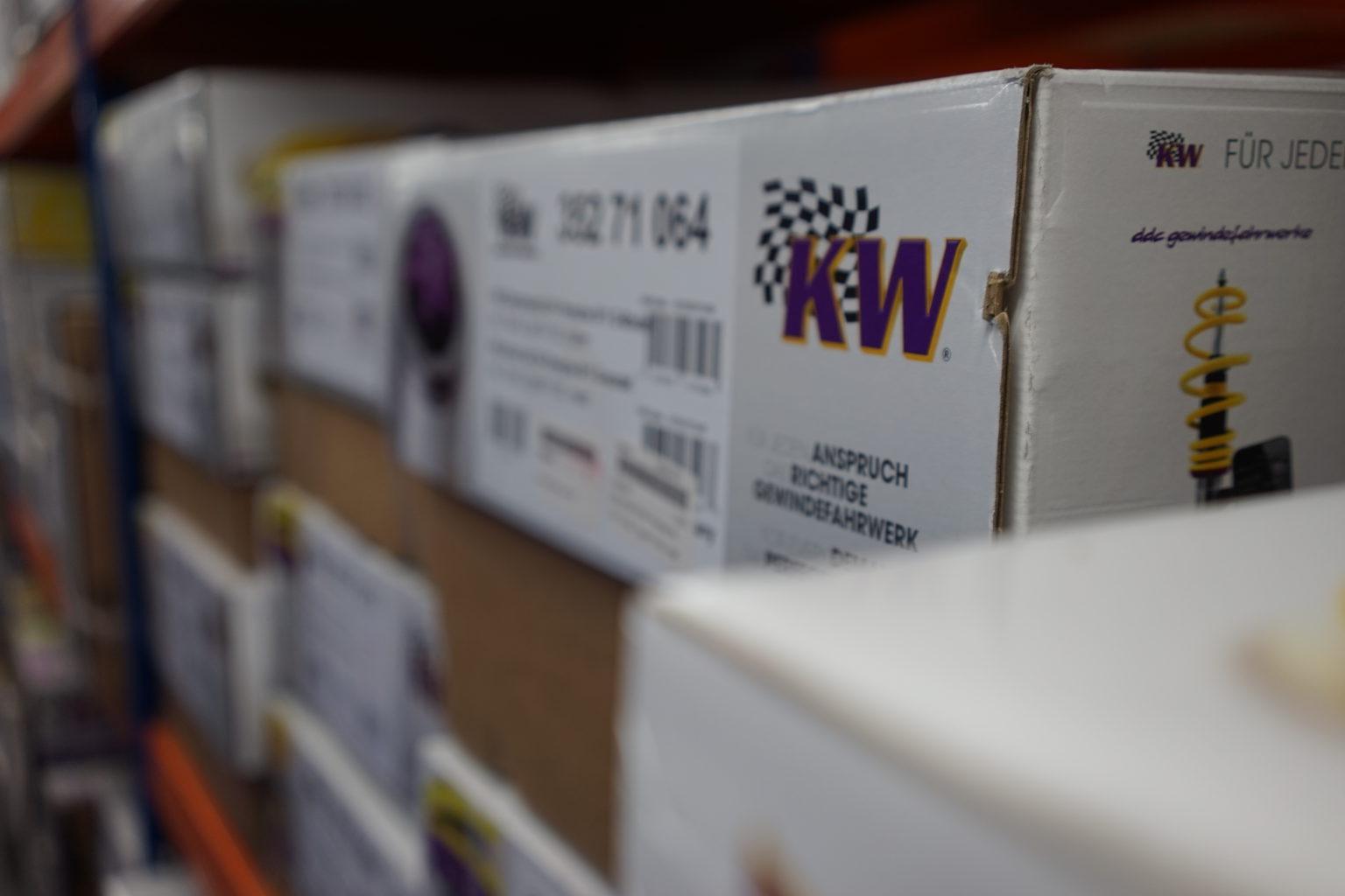 On The Road: KW Automotive UK Visit
