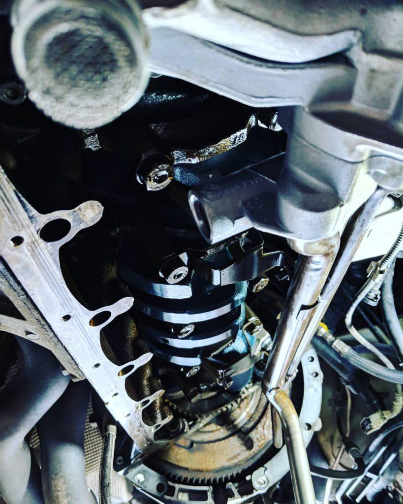 Workshop Journal: Robert's Z4 M Roadster