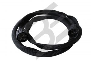 Burkhart Engineering SMG Relocation Harness Extension (E46 M3)